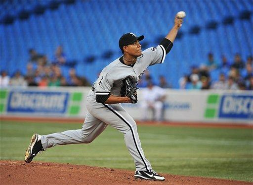 Quintana ends winless skid, White Sox beat Toronto