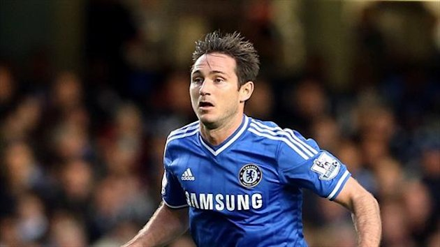 Frank Lampard was glad to see Chelsea hit back with an impressive victory