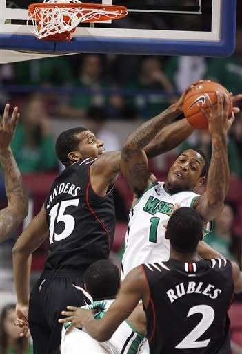 No. 11 Cincinnati beats Marshall 72-56
