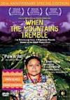 Poster of When the Mountains Tremble