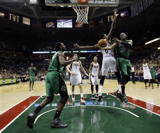 Bucks rally for 91-88 victory over Celtics