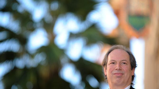 German composer Hans Zimmer will receive a lifetime achievement award during a ceremony in Zurich on October 1.