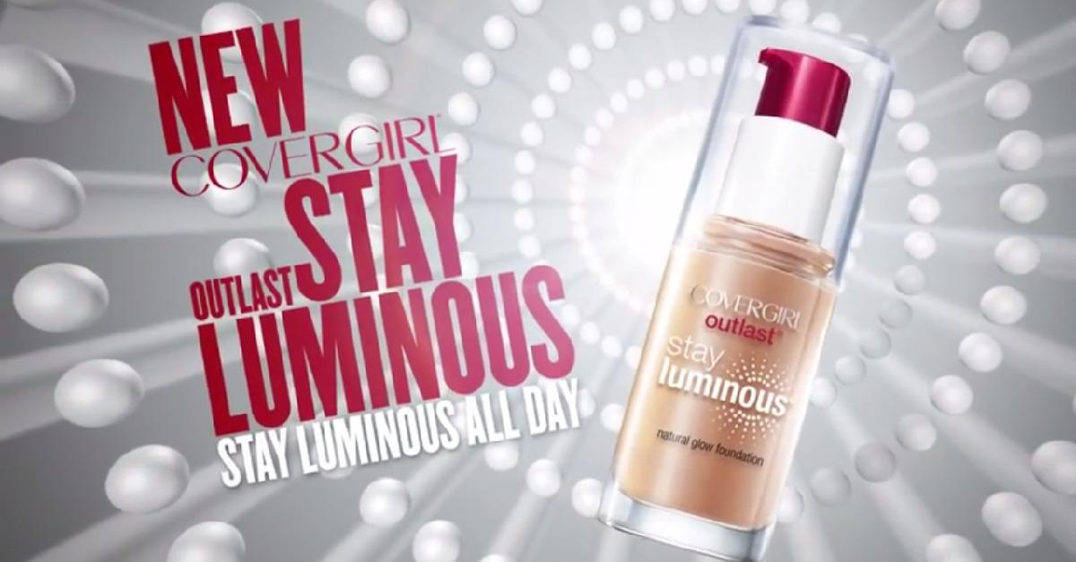 Try Outlast Foundation for a luminous finish!