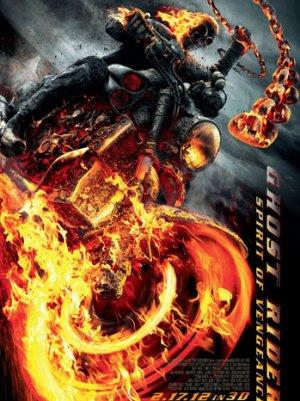 'Ghost Rider 2' Stuntman Sues Sony Over Fiery Motorcycle Crash (Video)