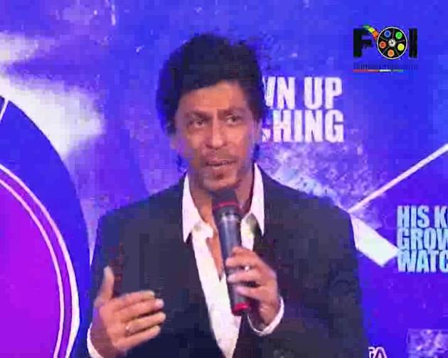 Shahrukh Khan Talking About Cricket