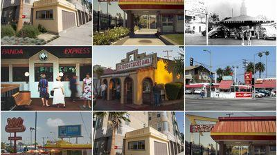 The Oddball Original Locations of Los Angeles's Most Famous Fast Food Chains