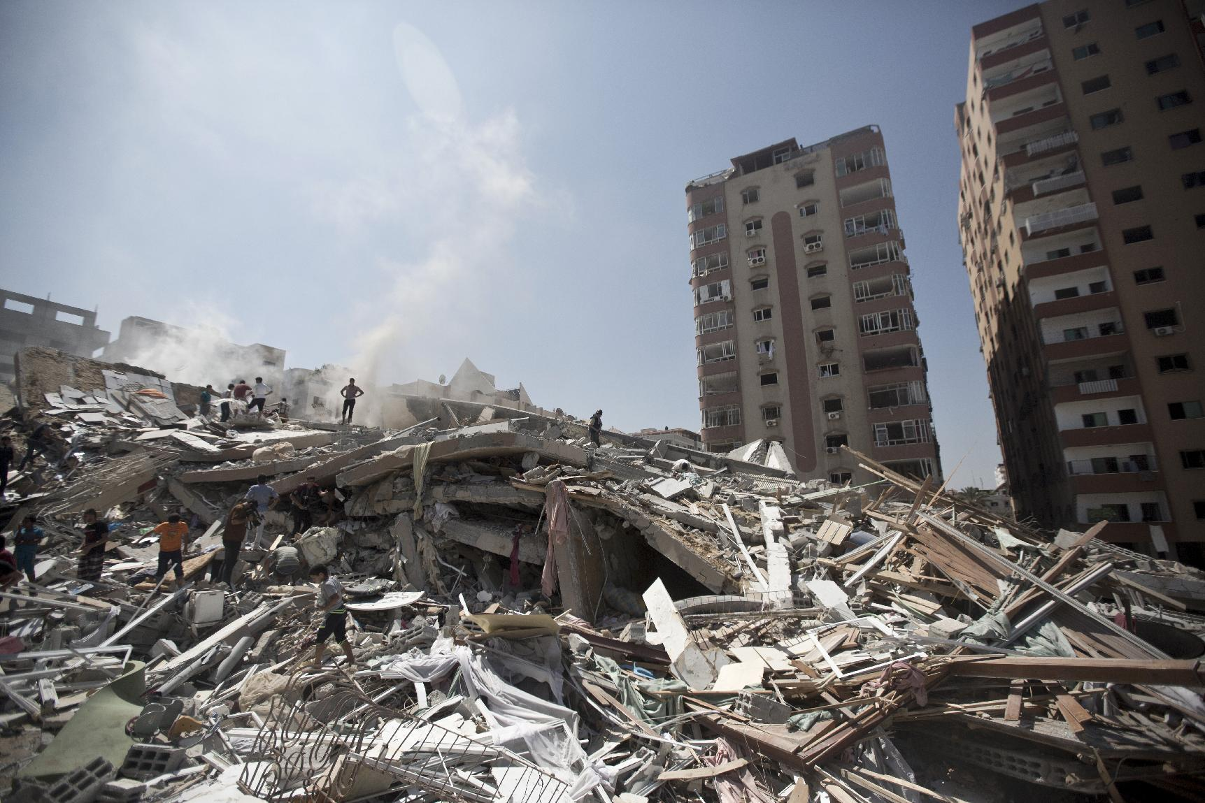 Warning on funds, UN doubles estimate of destroyed Gaza homes