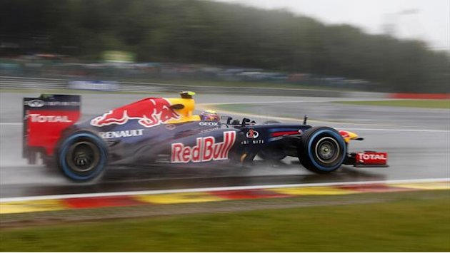 Formula 1 - Webber has no plans to retire any time soon