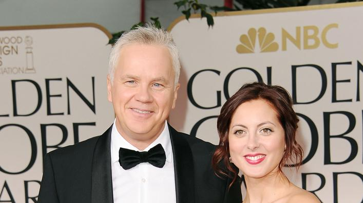 Tim Robbins and Eva Amurri
