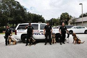 PetArmor® Provides Ultimate Protection To Police Dogs Across The Nation With Bullet And Stab Protective Vest Donation