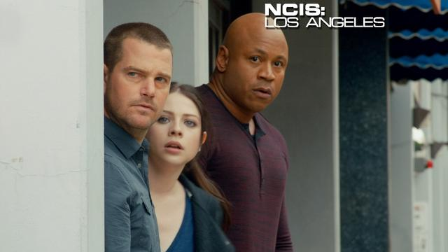 NCIS: Los Angeles - That Is Happening