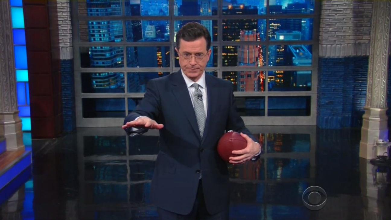 Review: Stephen Colbert's Super Bowl Episode Squanders Big-Game Showcase
