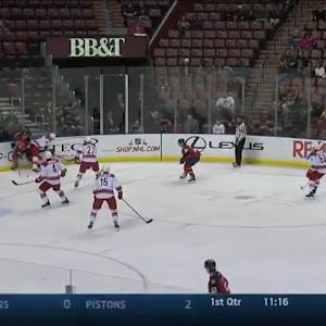 Carolina Hurricanes at Florida Panthers - 11/26/2014