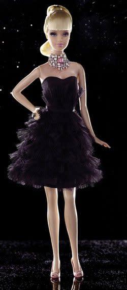 Barbie termahal di dunia. Terjual tahun 2010 seharga 300 ribu US Dollar.