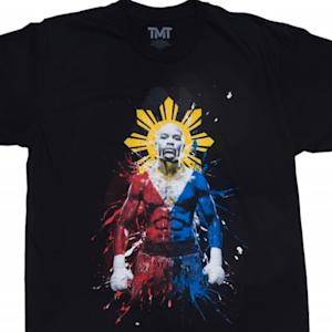Mayweather one-on-one: Why his face is on the Filipino flag?