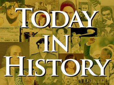 Today in History for November 2nd