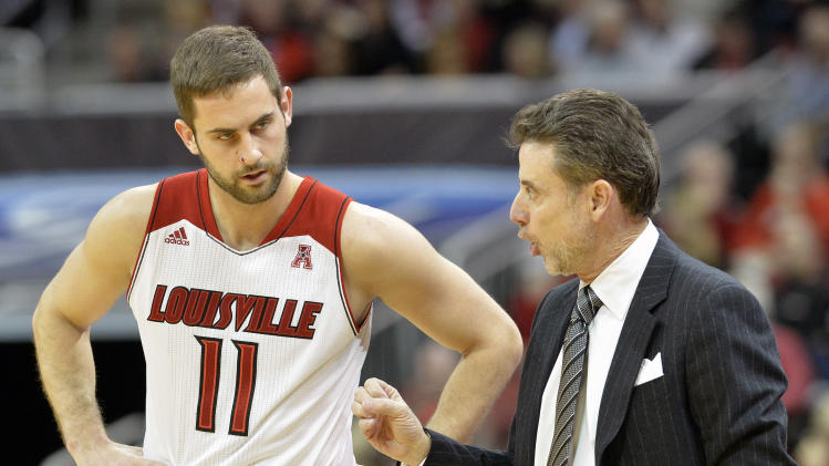 No. 11 Louisville trounces USF 80-54