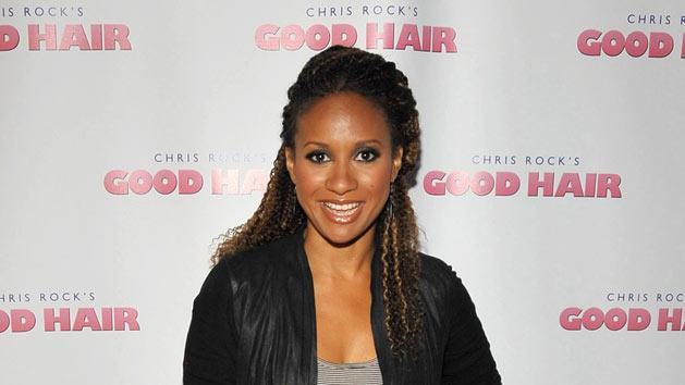 Good Hair LA Premiere 2009 Tracie Thoms