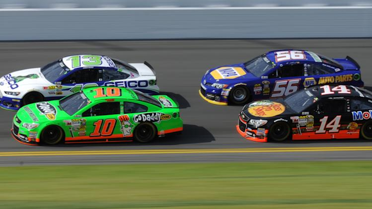 NASCAR Sprint Cup Series: Budweiser Duel-Race One