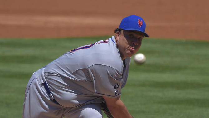 Mets turn triple play in 11-3 win over Dodgers