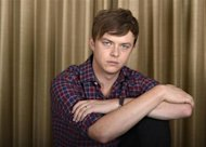 "Actor Dane DeHaan poses during a media event promoting the film ""Kill Your Darlings"" in Los Angeles October 3, 2013. REUTERS/Phil McCarten"