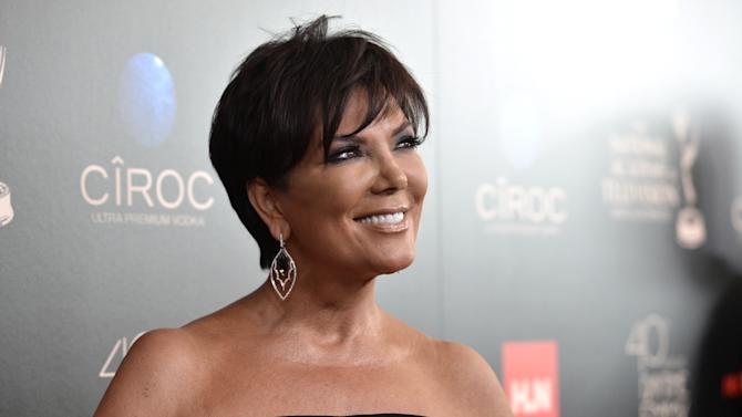 Kris Jenner tries variety with talk show co-hosts