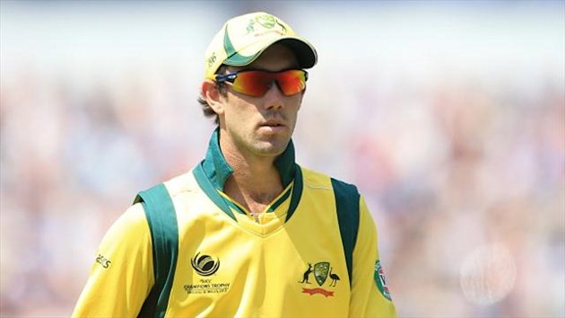 Glenn Maxwell plans to go in 'all guns blazing' against England