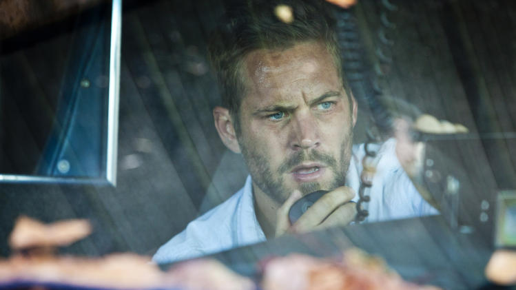 "This photo released by Pantelion Films shows Paul Walker in a scene from the film, ""Hours,"" directed by Eric Heisserer. The Pantelion Films release is in theaters on Dec. 13, 2013. (AP Photo/Pantelion Films, Skip Bolen)"