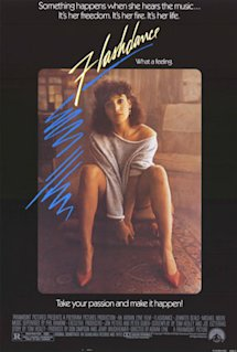 Poster of Flashdance