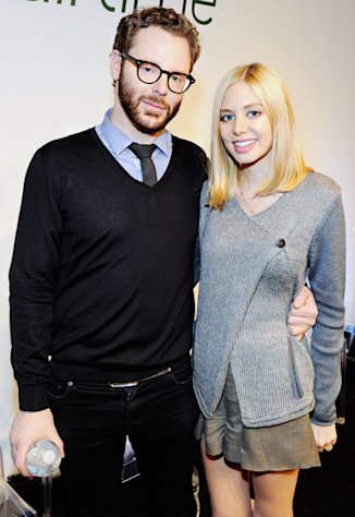 Sean Parker, Facebook Billionaire, Welcomes Baby Girl With Fiancee Alexandra Lenas