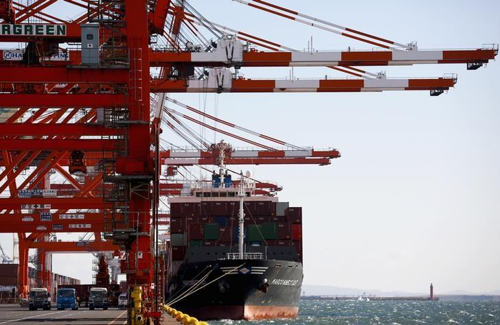 Japan exports grow most in year, signalling steady recovery from recession