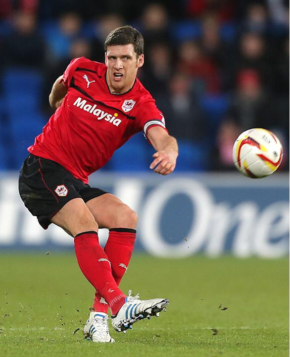 Soccer - Mark Hudson File Photo