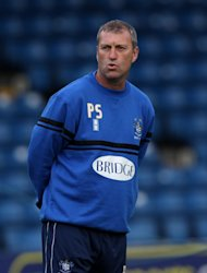 Peter Shirtliff will not be considered for the full-time job as Bury manager