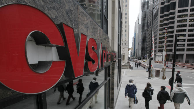 CVS Caremark's 2Q profit climbs 16 percent