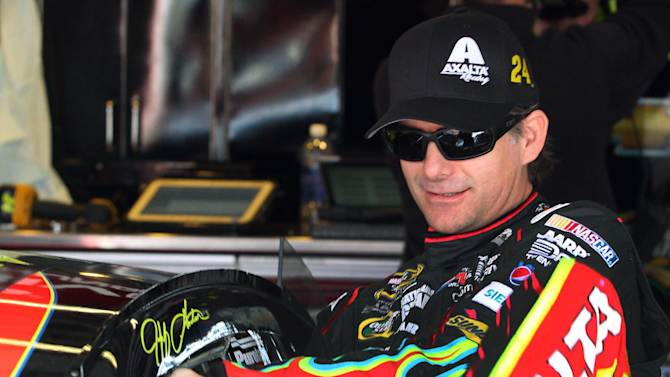 Drivers glad focus on Chase and not Richmond mess