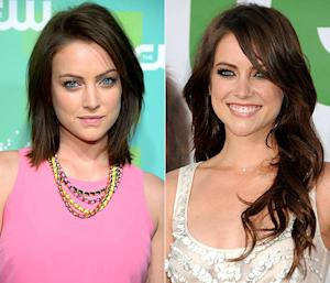 See Jessica Stroup With Long Hair!