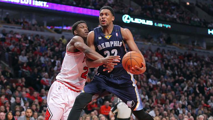 NBA: Memphis Grizzlies at Chicago Bulls