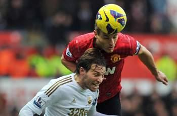 Swansea 1-1 Manchester United: Michu pounces to deny United a sixth straight win