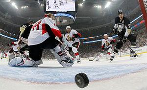 NHL Playoff Game Day 15: Penguins-Senators; Sharks-Kings