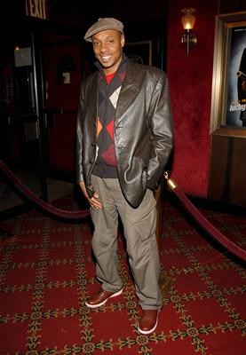Premiere: Dorian Missick at the NY premiere of The Weinstein Company's Lucky Number Slevin - 2/21/2006