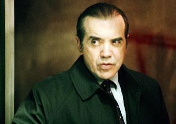 Chazz Palminteri in New Line Cinema's Running Scared