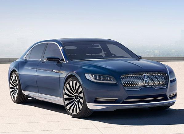 Lincoln Continental returns big, bold, and high tech