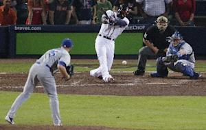 Dodgers, Braves turn to rookie pitchers in Game 3