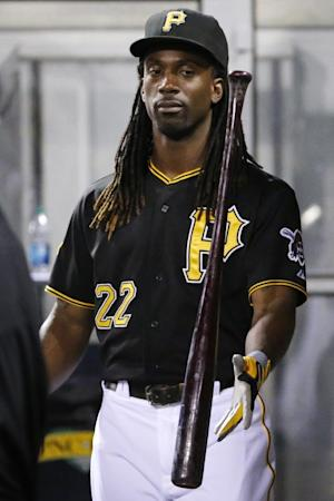 Pirates put McCutchen on DL, dating to last week