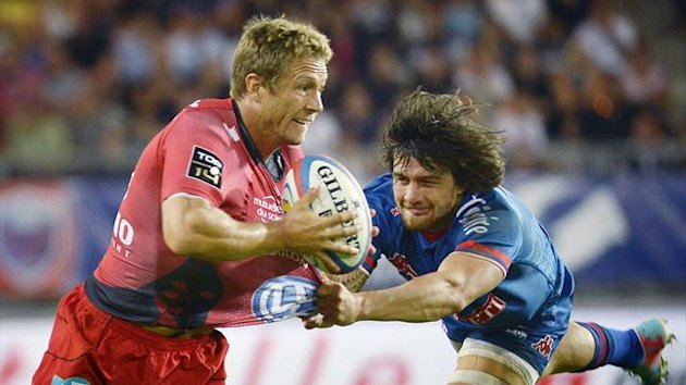 Jonny Wilkinson - toulon grenoble - 2013