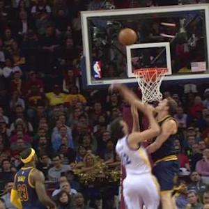 Mozgov's Rejection