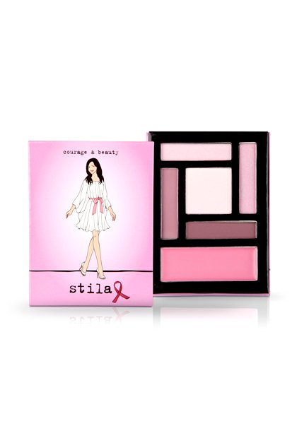 STILA COURAGE &amp; BEAUTY TRAVEL PALETTE, $16