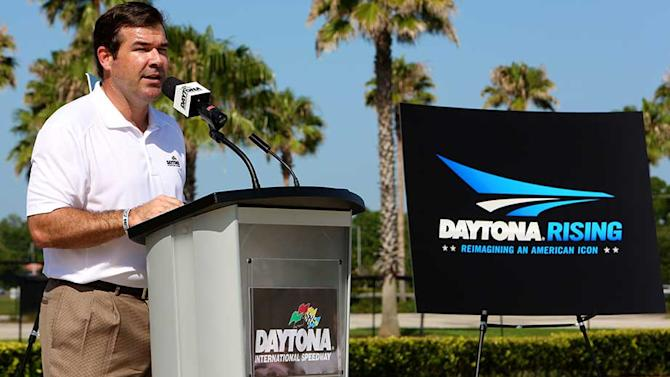 Reimagined Daytona focuses on fan experience