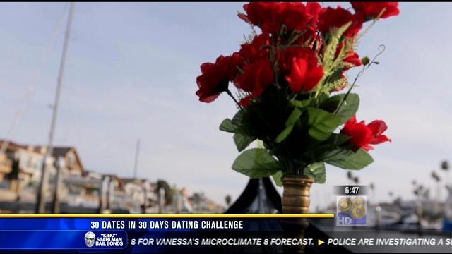 30 dates in 30 days dating challenge