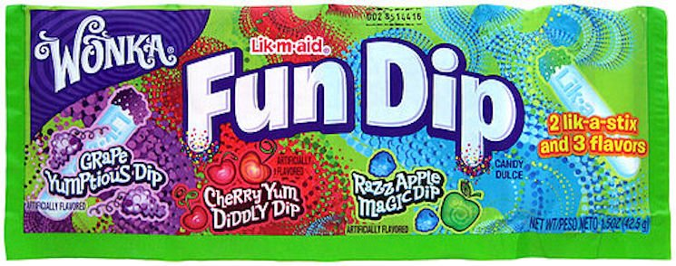 Fun Dip: the official Thanksgiving Day desert of Prep Rally — Wikipedia